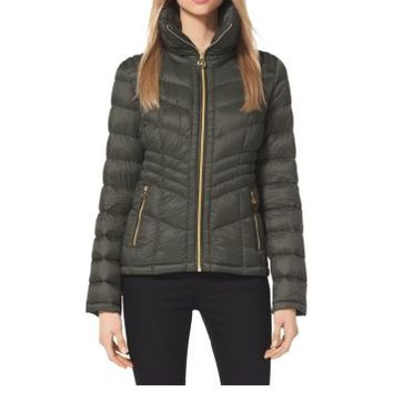 Quilted Nylon Jacket | Michael Kors