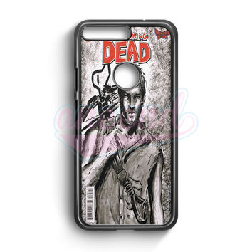 Daryl Dixion Walking Dead Google Pixel Case | aneend.com