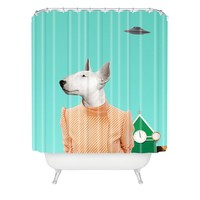 Natt A Day In The Life Shower Curtain