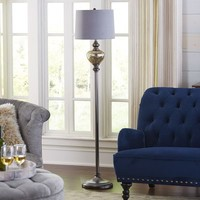 Regal Mercury Floor Lamp
