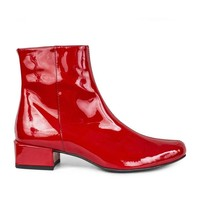 BOWIE PATENT RED