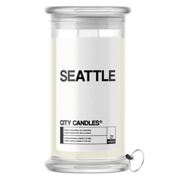Seattle | City Candle®