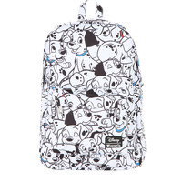 Loungefly Disney 101 Dalmatians Pups Print Backpack
