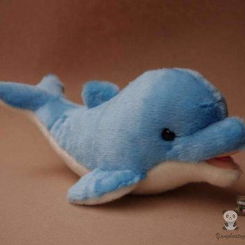 Dolphin Stuffed Animal Plush Toy