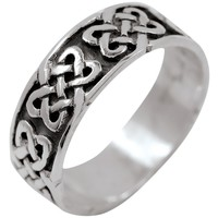 Celtic Knot - Silver Ring