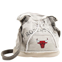 Chicago Bulls NBA Property Of Hoodie Duffel