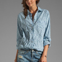 C&C California Roll Shirt in Blue Raspberry from REVOLVEclothing.com