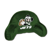 New York Jets NFL Mickey Youth Bed Rest (16in x 10in)