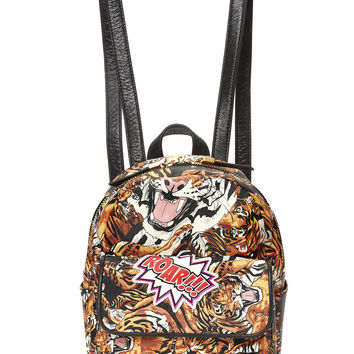 Comic Tiger Backpack