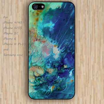 iPhone 5s 6 case cartoon watercolor storm Dream colorful phone case iphone case,ipod case,samsung galaxy case available plastic rubber case waterproof B489