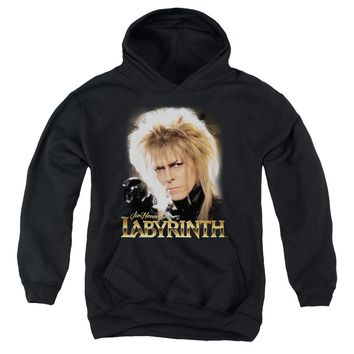 Labyrinth - Jareth Youth Pull Over Hoodie