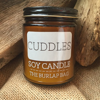 Cuddles Candle