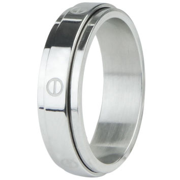 Screw Spinner Ring
