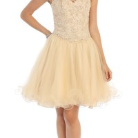 Short Cocktail Prom Homecoming Dress