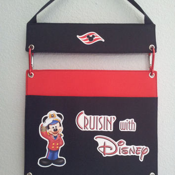 Fish Extender - FE - Disney Cruise - DCL  - Interchangeable!! - 1 - 5 Pockets - Custom - Flexible - Any characters