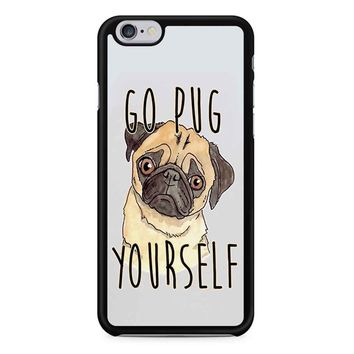 Go Pug Yourself Cute iPhone 6/6S Case