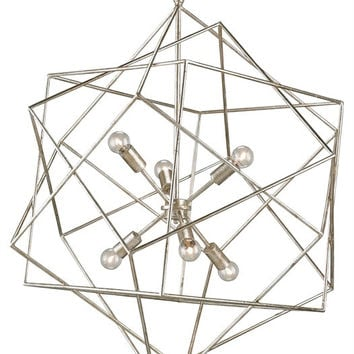 Aerial Chandelier design by Currey & Company
