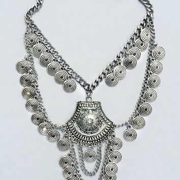 Empress Aspazia Necklace
