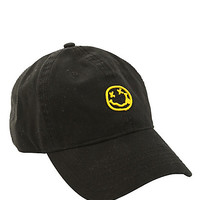 Nirvana Smiley Dad Cap