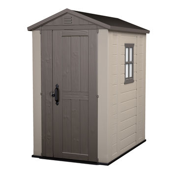 Factor 4-ft x 6-ft Storage Shed
