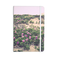 "Ann Barnes ""Morning at the Beach"" Flowers Everything Notebook"