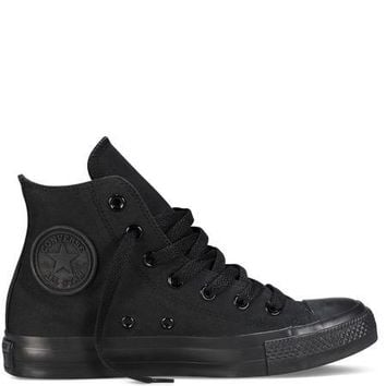 Converse Chuck Taylor All-Star Classic Hi-Top Black/Black