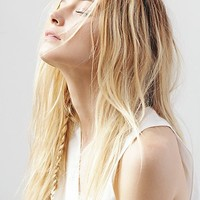 Free People Womens Dainty Stone Crown