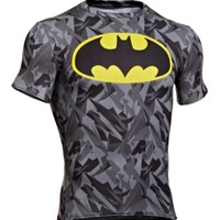 Under Armour Men's Alter Ego Batman Printed Compression Shirt