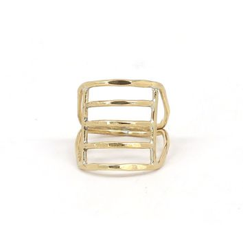 Five Bar Ring