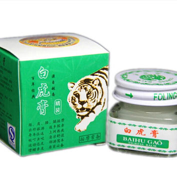 White Tiger Balm Ointment