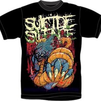 Suicide Silence T-Shirt - Screamer