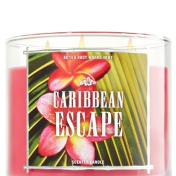 3-Wick Candle Caribbean Escape