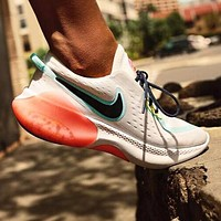 NIKE JOYRIDE DUAL RUN Popular Women Men Casual Sport Running Shoes Sneakers White