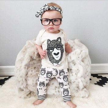 Summer 2017 Baby Clothes Unisex O Neck Cotton Baby Romper Newborn Baby Boy Clothes Jumpsuit Infant Clothing Costume
