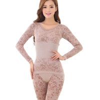 2015 new fashion women's pajamas set modal silm sleepwear pijamas for lady 803#