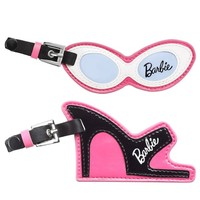 Sole Mates Luggage Tags - Barbie Luggage Tags | Barbie Collectible