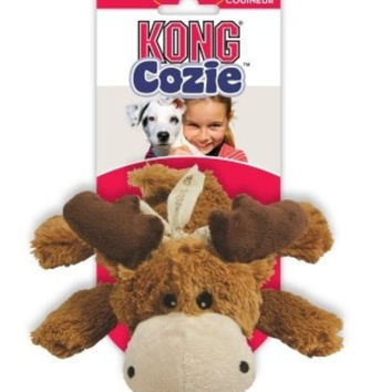 DOG TOYS - PLUSH - COZIE MARVIN THE MOOSE - MEDIUM - KONG COMPANY - UPC: 35585159058 - DEPT: DOG PRODUCTS
