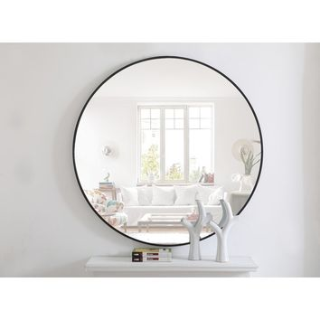Needville Modern & Contemporary Beveled Accent Mirror