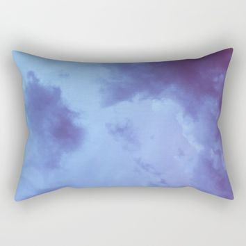 Cumulonimbus Dusk Rectangular Pillow by Adrienne Page