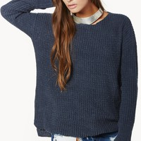 GISELLE CHENILLE SWEATER