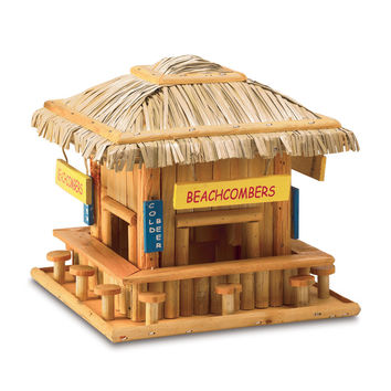 Beach Outdoor Birdhouse