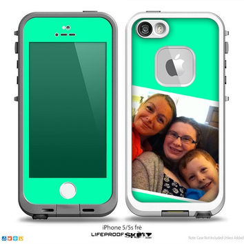 The Kalei Pierson Skin for the iPhone 5-5s Fre LifeProof Case