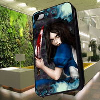 Alice Madness Returns Case for iPhone 4,iPhone 4s,iPhone 5,iPhone 5s,iPhone 5c,Samsung Galaxy s2 / s3 / s4