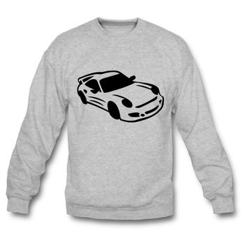 car design sweatshirt