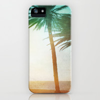 Lone Palm iPhone & iPod Case by Kate