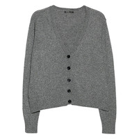 Buy Mango Alpaca Blend V-Neck Cardigan | John Lewis