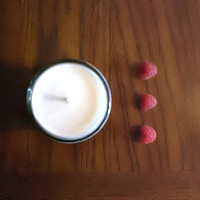 Raspberry Sangria Soy Candle - Juicy red raspberries, citrus and wine. Perfect summer home fragrance, hostess gift