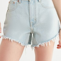 BDG Courtney High-Rise Denim Short | Urban Outfitters