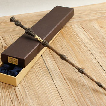 Metal Core Deluxe Dumbledore Magic Wand Harry Potter