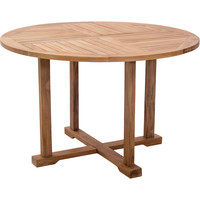 Regatta Outdoor Dining Table Natural